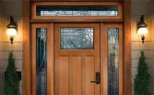Simpson Wood Clad Doors