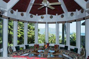 Unique Sunroom in Hawaii