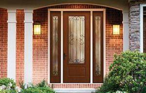 Attirant ThermaTru FiberGlass Doors Beautiful