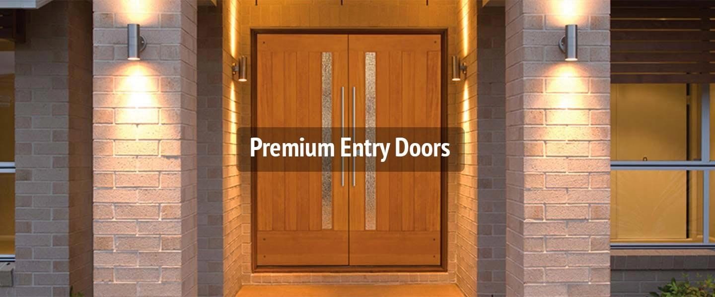 Premium Entry Doors by Windows Hawaii