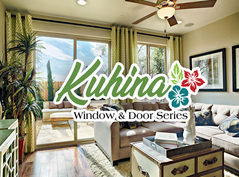 Kuhina – Window & Door Series