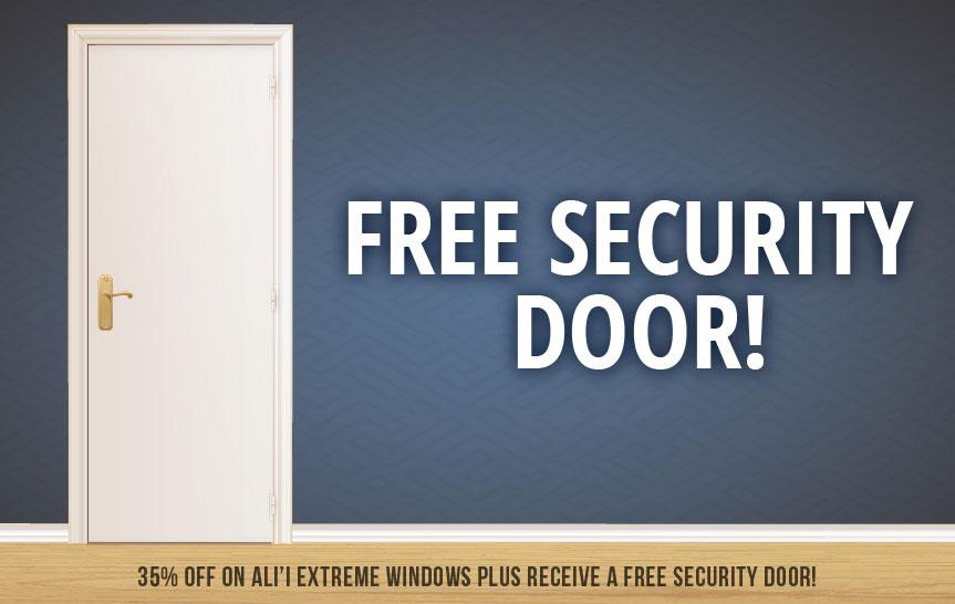 free-security-door