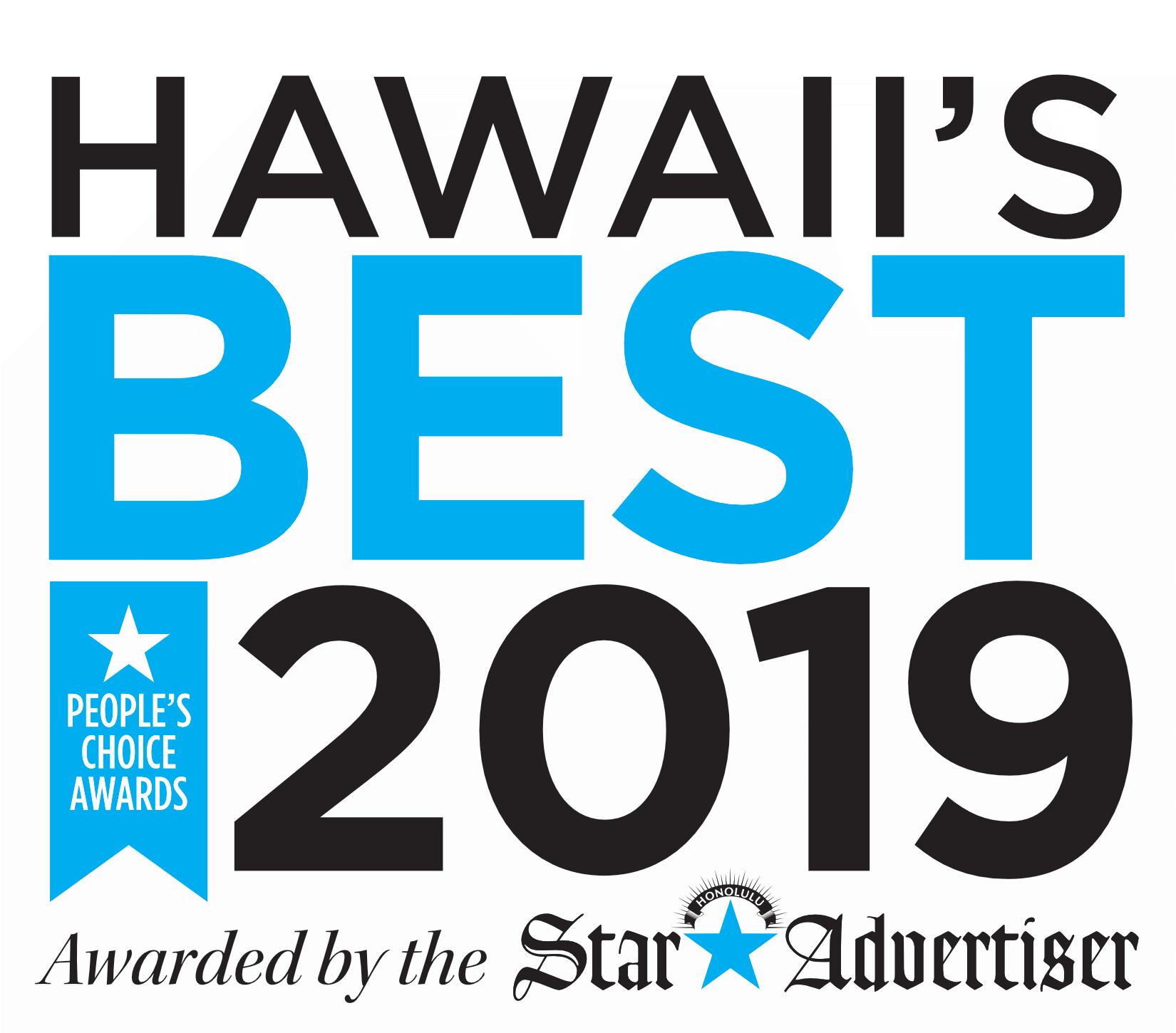 Hawaii's Best 2019
