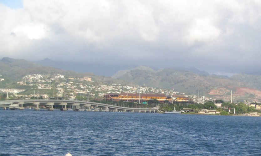 Aloha Stadium in Aiea HI