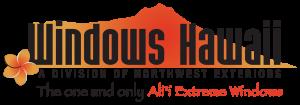 Windows Hawaii Logo-Alii Extreme Windows